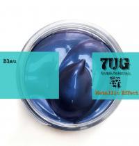7UG Metallic Effect Paste Blau