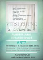 Plakat Künstlergruppe ART7